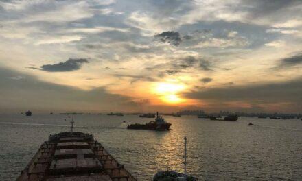 COVID-19 Casos encontrados a bordo del buque tanquero 'NewOcean 6' en Singapur