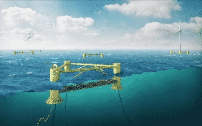Bombora y MOL forjan una alianza para identificar oportunidades de proyectos de energía marina en Japón