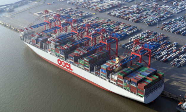 Los beneficios de OOCL están surcando la ola del aumento de  tasas y demanda