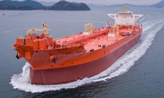 AET acepta la entrega del primer buque cisterna DP2 fletado por Shell