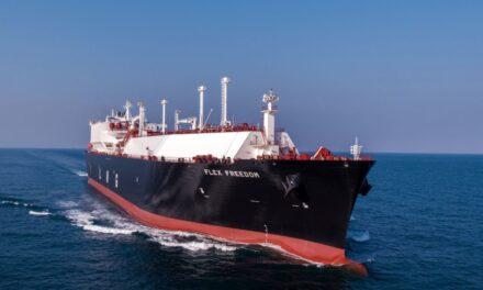 Flex LNG recibe la entrega de su undécima nueva  construcción