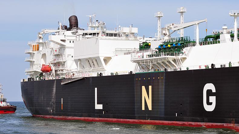 Los barcos más importantes del mundo: El boom del GNL en invierno envía tarifas de flete a un récord
