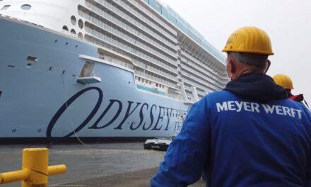 El primer crucero del mundo totalmente vacunado comenzará a operar a partir de mayo