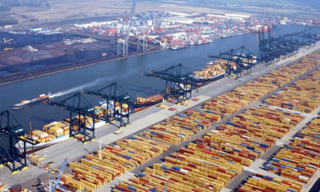 Video: Los sensores de sonar 3D permiten la navegación no tripulada en el puerto de Amberes