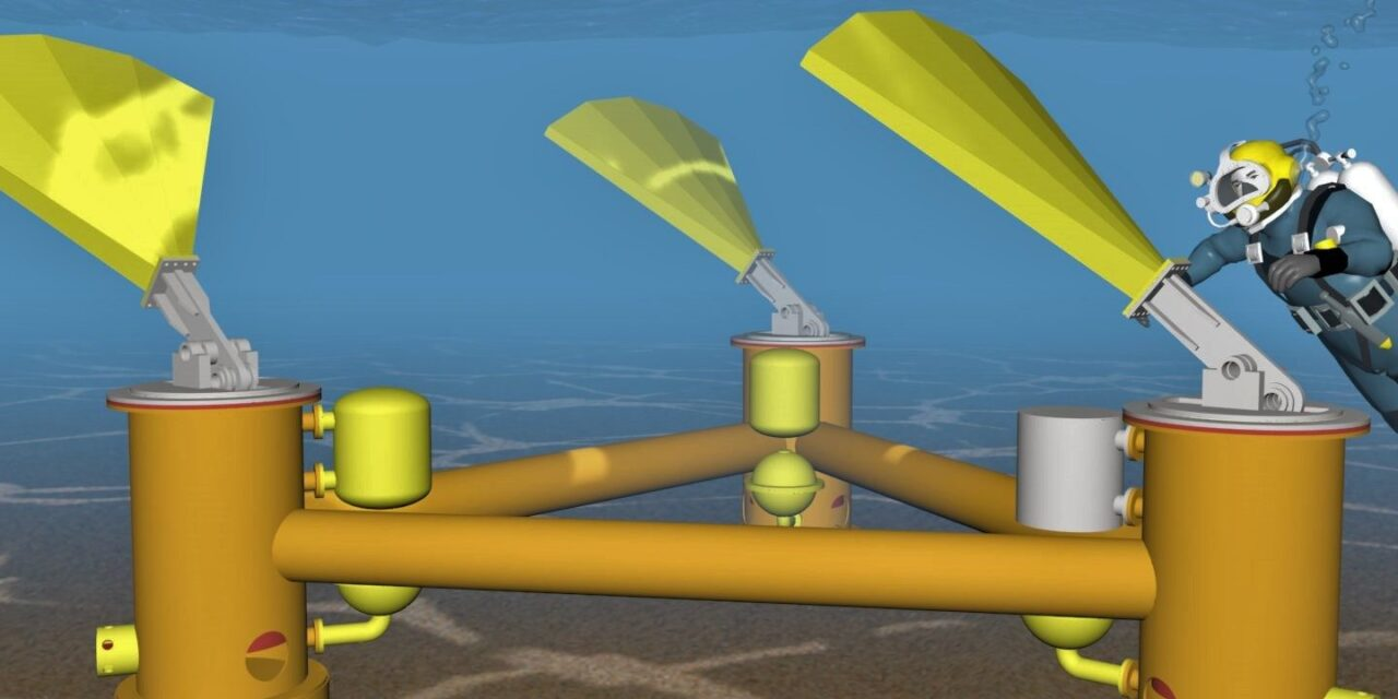 Exowave embolsa los fondos del gobierno para un dispositivo multiuso de energía de las olas