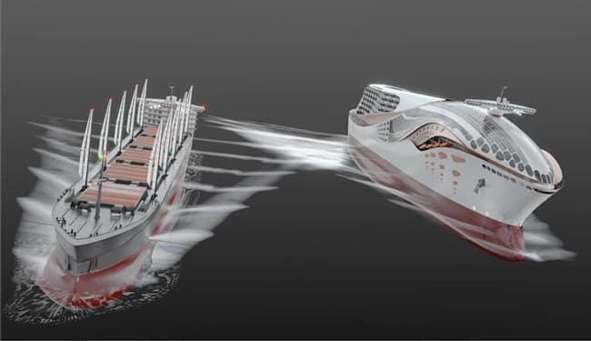 Wärtsilä participa en un proyecto financiado por la UE para descarbonizar el transporte marítimo de larga distancia