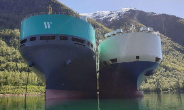 Wallenius Wilhelmsen devuelve los barcos desde el Lay-Up