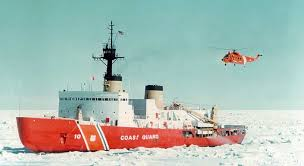 USCGC Polar star visita Dutch Harbor por primera vez desde 2013