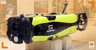 Saipem prueba el dron submarino FlatFish