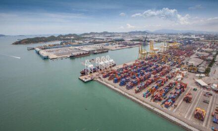 El espacio para cargas contenedorizadas en Asia ahora  va al mejor postor