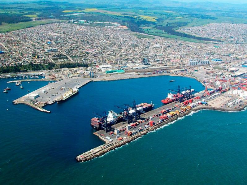 Puerto Exterior San Antonio, Chile: Expertos advierten falencias en infraestructura y normativa ambiental de proyecto