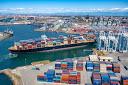 El Puerto de Long Beach reporta el año más ocupado en 2020 a pesar de los vientos en contra