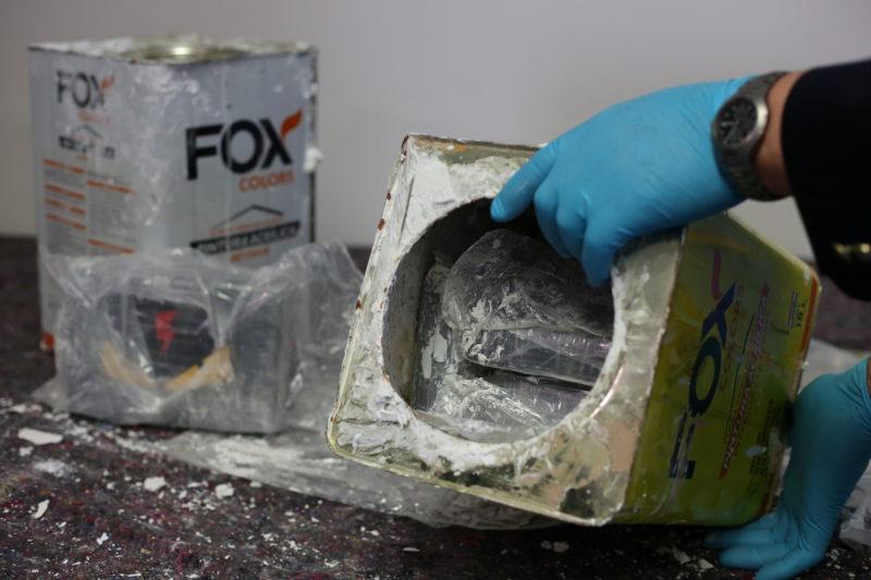 Alemania y Bélgica se incautan de la cifra récord de 23 toneladas de cocaína halladas en contenedores de transporte marítimo