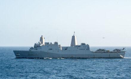 La Armada de EE.UU. informa de la existencia de brotes de COVID-19 en dos buques con base en Bahréin