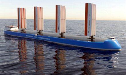 Energía eólica en el transporte marítimo: ¿Qué tan buena idea es?