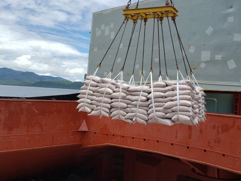 Brasil: Puertos de Paranaguá y Antonina movilizaron más de 3,5 millones de toneladas en enero