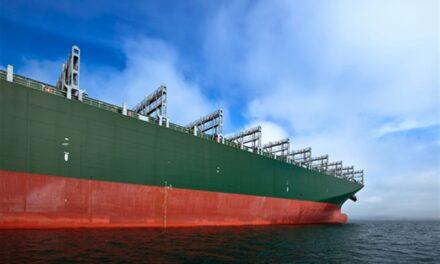 El tamaño de la flota inactiva se reduce a 135 unidades con un total de 528.225 TEUs al 1 de febrero