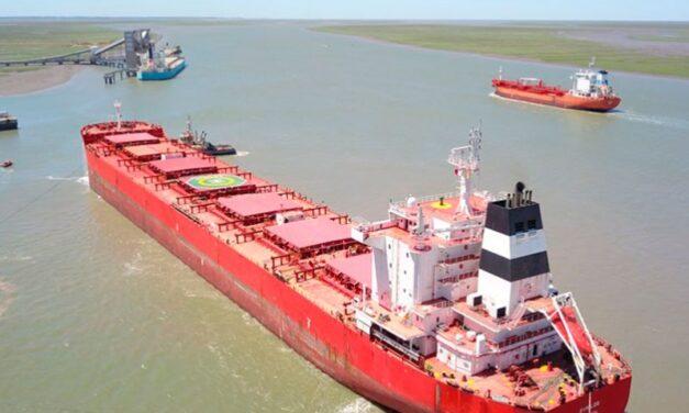 Argentina: Puerto de Bahía Blanca movilizó más de 23 millones de toneladas en 2020