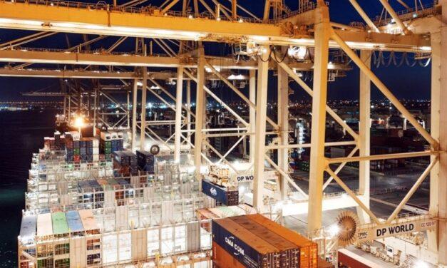 DP World aumenta en un 7,6% movilización de contenedores en el cuarto trimestre de 2020
