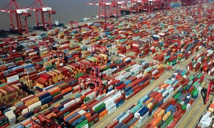 Puertos de China dominan en el Top 25 de movilización de contenedores a nivel mundial