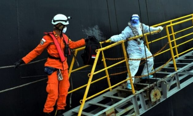Reclamaciones y reembolsos en caso de tripulantes contagiados con Covid-19