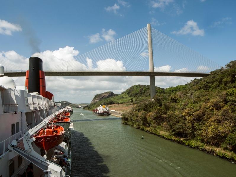 Canal de Panamá anuncia proyecto de ampliación de fondeadero en Monte Lirio