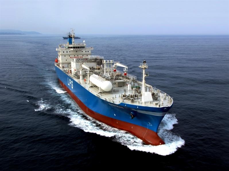 Transporte marítimo de GLP se bate entre drásticas alzas y bajas en lo que va de 2021
