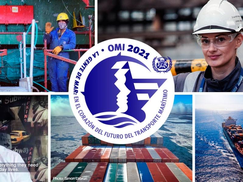 OMI anuncia que su trabajo en 2021 estará enfocado en dar valor a la gente de mar