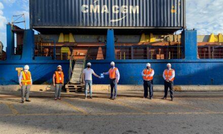 Port Everglades, Estados Unidos: FIT da la bienvenida al nuevo servicio Flamingo Express de CMA CGM