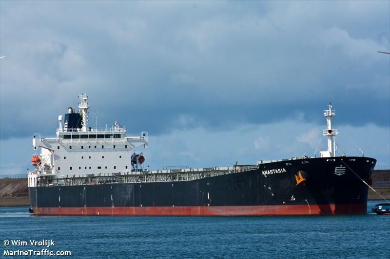 MSC asegura el cambio de tripulación para los marinos varados del M/V Anastasia