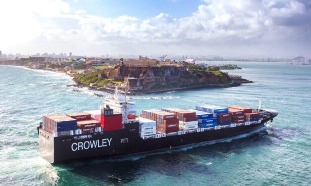 Crowley integra la filial de arquitectura naval Jensen Maritime en la unidad de transporte marítimo