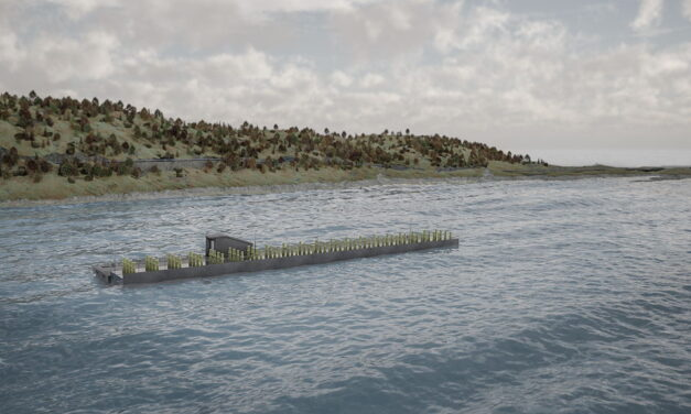 Entrevista: Powerpier se prepara para domar las olas con la tecnología Havkraft