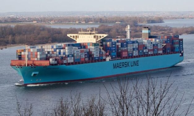 Actualización: El Portacontenedores accidentado «Maersk Eindhoven» está a la espera de ser autorizado por las autoridades japonesas