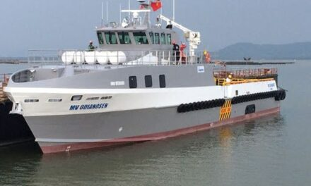 Ataque a un buque de transferencia de tripulación de pabellón nigeriano, con dos personas muertas – Dryad
