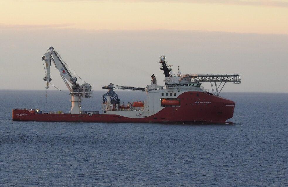 Moray East: Pronto se renaudara la instalación del cableado submarino en el parque eólico offshore