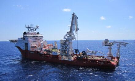 DEME lleva el buque BOA a la campaña de Saint-Nazaire