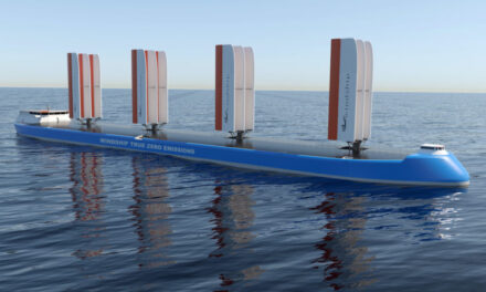 «Tesla of the Seas»: una empresa británica presenta un concepto de barco de cero emisiones