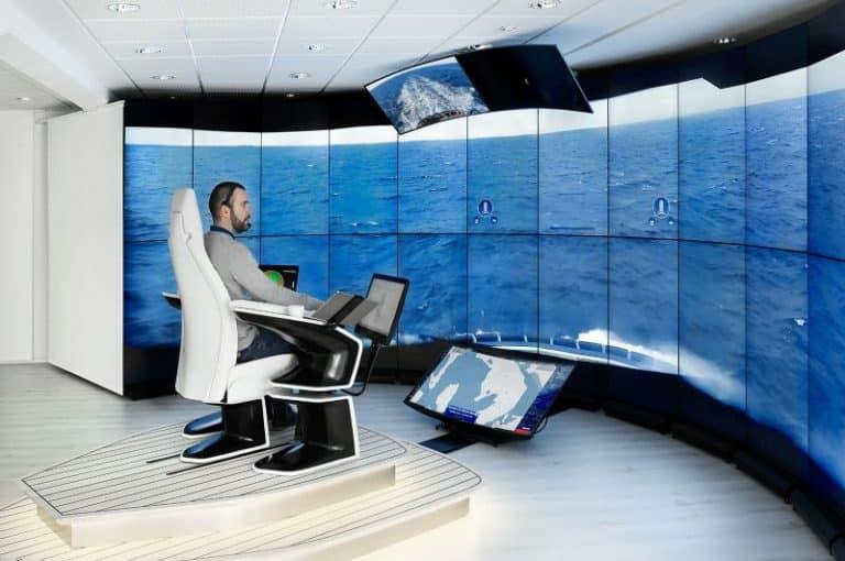 Svitzer, Kongsberg y ABS fabricarán el primer remolcador comercial totalmente controlado por control remoto del mundo