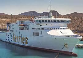 México: Baja Ferries apunta a infraestructura y regulación como claves para fomentar cabotaje marítimo