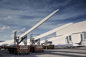 GE utiliza su experiencia en aviación y resonancia magnética para avanzar en la tecnología de  turbinas eólicas