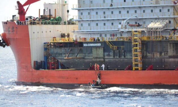 La OMI insta a actuar para combatir la piratería en el Golfo de Guinea