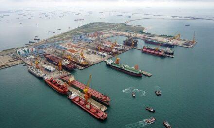 Sembcorp Marine informa de una pérdida neta de 583 millones de dólares en el año fiscal 2020