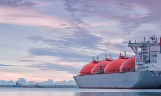 No hay buques de GNL que carguen en las terminales de exportación de Texas