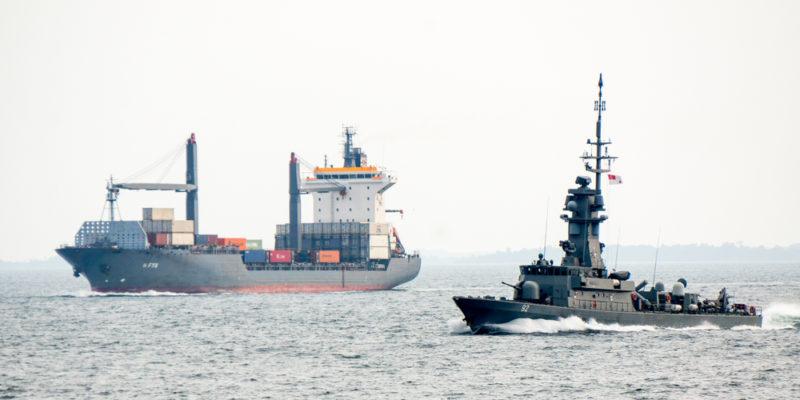 La Marina de Nigeria endurecerá las penas por connivencia con los secuestradores