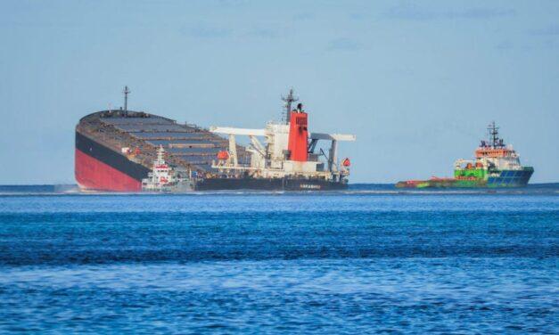 El capitán del Wakashio pide la libertad bajo fianza en el Tribunal Superior de Mauricio