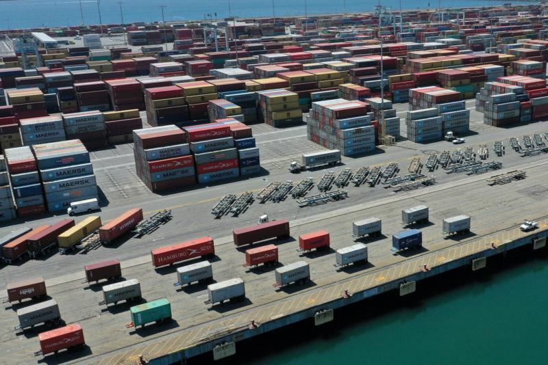 El colapso mundial del tráfico de mercancías podría durar hasta 2022