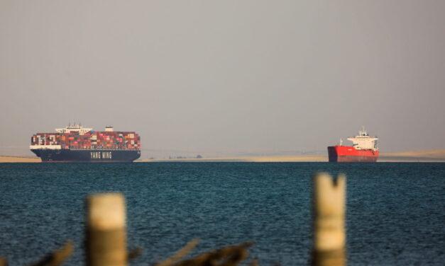 El bloqueo del Canal de Suez muestra la fragilidad de las cadenas de suministro mundiales