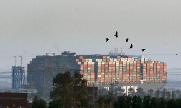 El bloqueo del Canal de Suez ha terminado. Es hora de sumar los daños