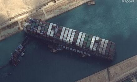 Cómo un viento del desierto desvió 10.000 millones de dólares del comercio mundial