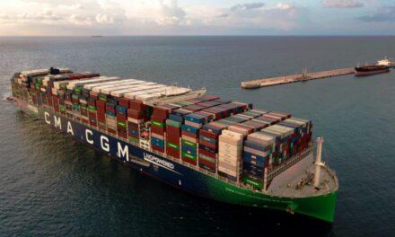 CMA CGM obtiene ingresos netos por US$1750 millones en 2020